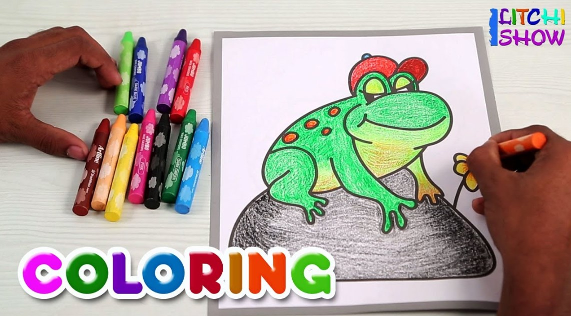 Benefits of Coloring Activity: Playing and Learning with Your Kids