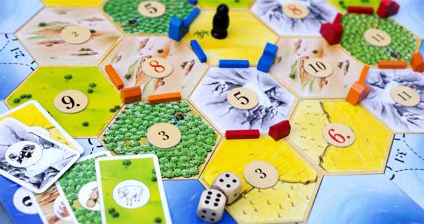 Board Games That Suitable for Learning and Activities for Kids