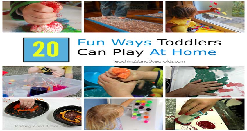 5 Things Learning and Activities for Children at Home That Are Easy and Fun to Do